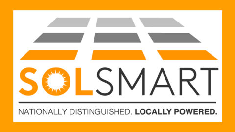 Town of Warwick Solsmart Logo