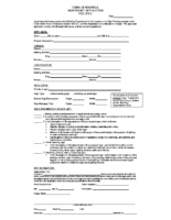 Sign Permit Application
