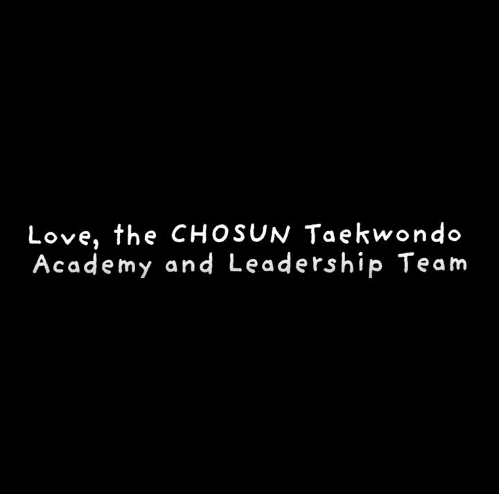 Chosun Thank You